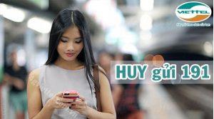 Hướng dẫn hủy dịch vụ 3G Viettel nhanh nhất trên điện thoại