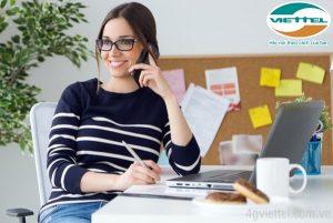 Đăng ký gói khuyến mãi C1000 Viettel chỉ 1.000đ cho mỗi cuộc gọi