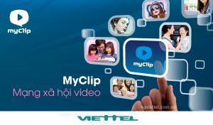 Dịch vụ My Clip Viettel
