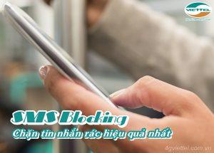 Hướng dẫn cách chặn tin nhắn rác của Viettel – SMS Blocking